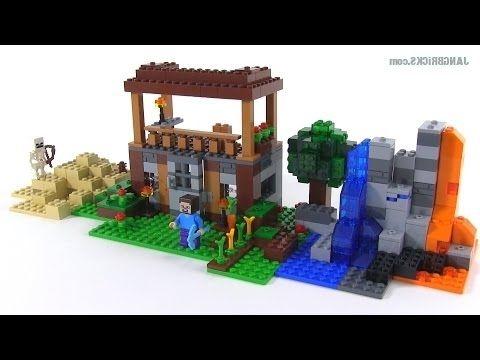 Lego Minecraft Crafting Box Custom Build 1 Of 1000000 Set In Lego Minecraft Building Set Custom Boxes Custom Build Craft Box