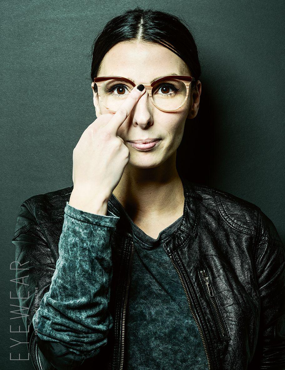 Eyewear Opti Photo Contest Funk Sasheeschuster Eyewearmagazine Brille Brillenschlange Ace Tate