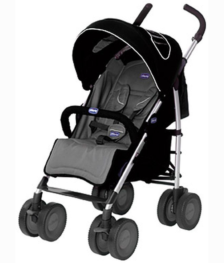 Chicco Lightweight Stroller Blue - Stroller