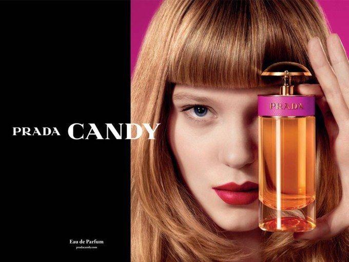 PRADA premieres a film for their CANDY fragrance. Yum!