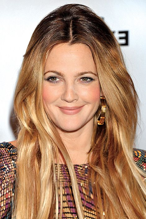 Hair Coloring Drew Barrymore