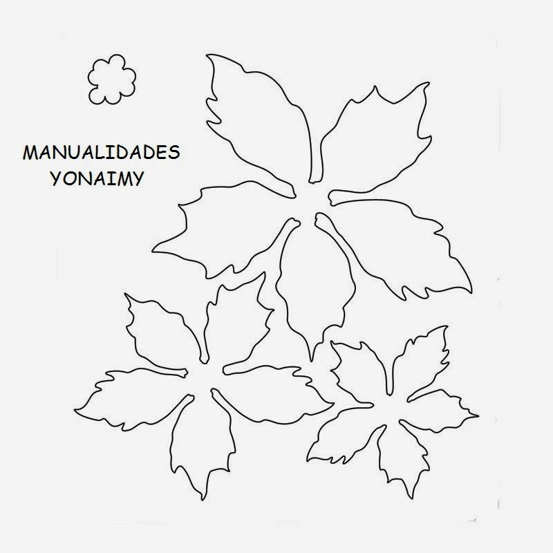MANUALIDADES YONAIMY: noviembre 2013 | FLOWER PRINTABLES | Pinterest ...