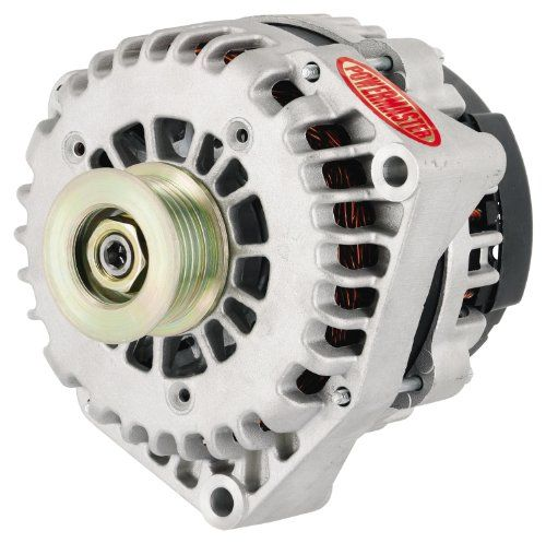 Powermaster 48237 HighAmp Alternator Performance Parts
