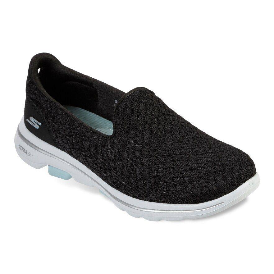 Skechers Gowalk 5 Women S Shoes Size 8 5 Beige