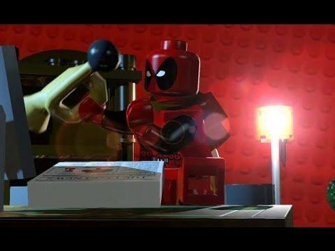 lego marvel super heroes unlock red bricks