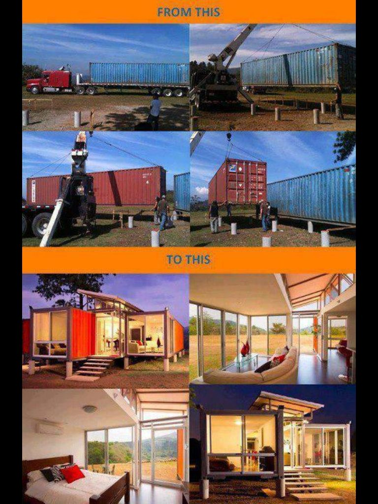Homebox Le Havre Container House Container Homes Shipping Container Homes