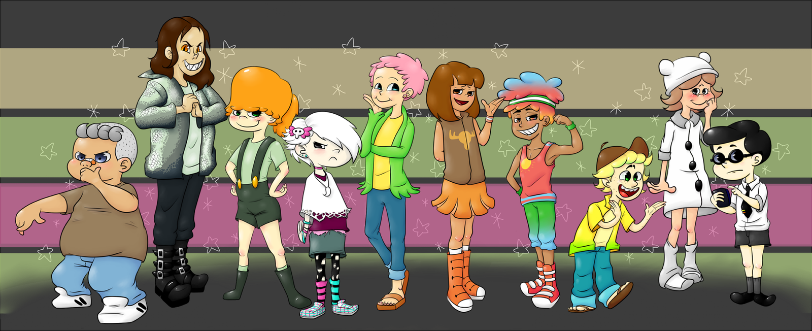 the/amazing/world/gumball/humanized - Google Search ...