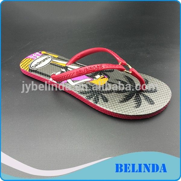 Flip-Flop Flat Home Thong Sandal Shoes 1 Unisex Summer Beach Slippers Colorful Hearts