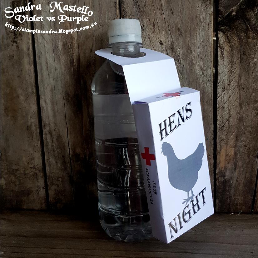 Hangover Kit - Hens night, AU$1.50