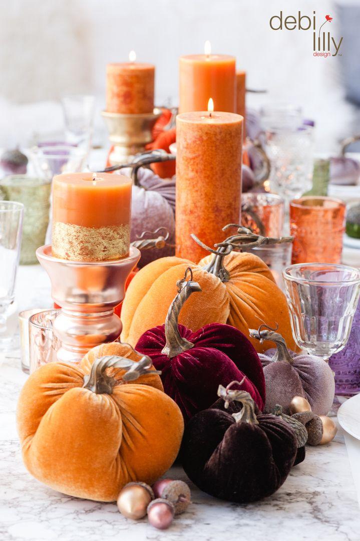 Image result for debi lilly velvet pumpkin collection