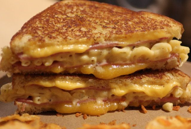 mac'n'cheese sandwich  Gather in Denver   Sandwiches ...