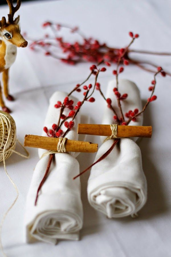 Ideas de ltima hora para decorar tu mesa por Navidad Last minute