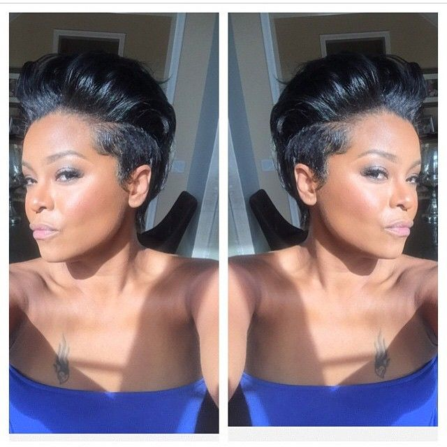 When the light hits the beat just right @iamaprildaniels fleeked by ...
