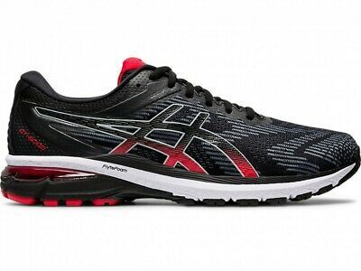 asics mens running shoes gt2000 8 1011a690 black/sheet