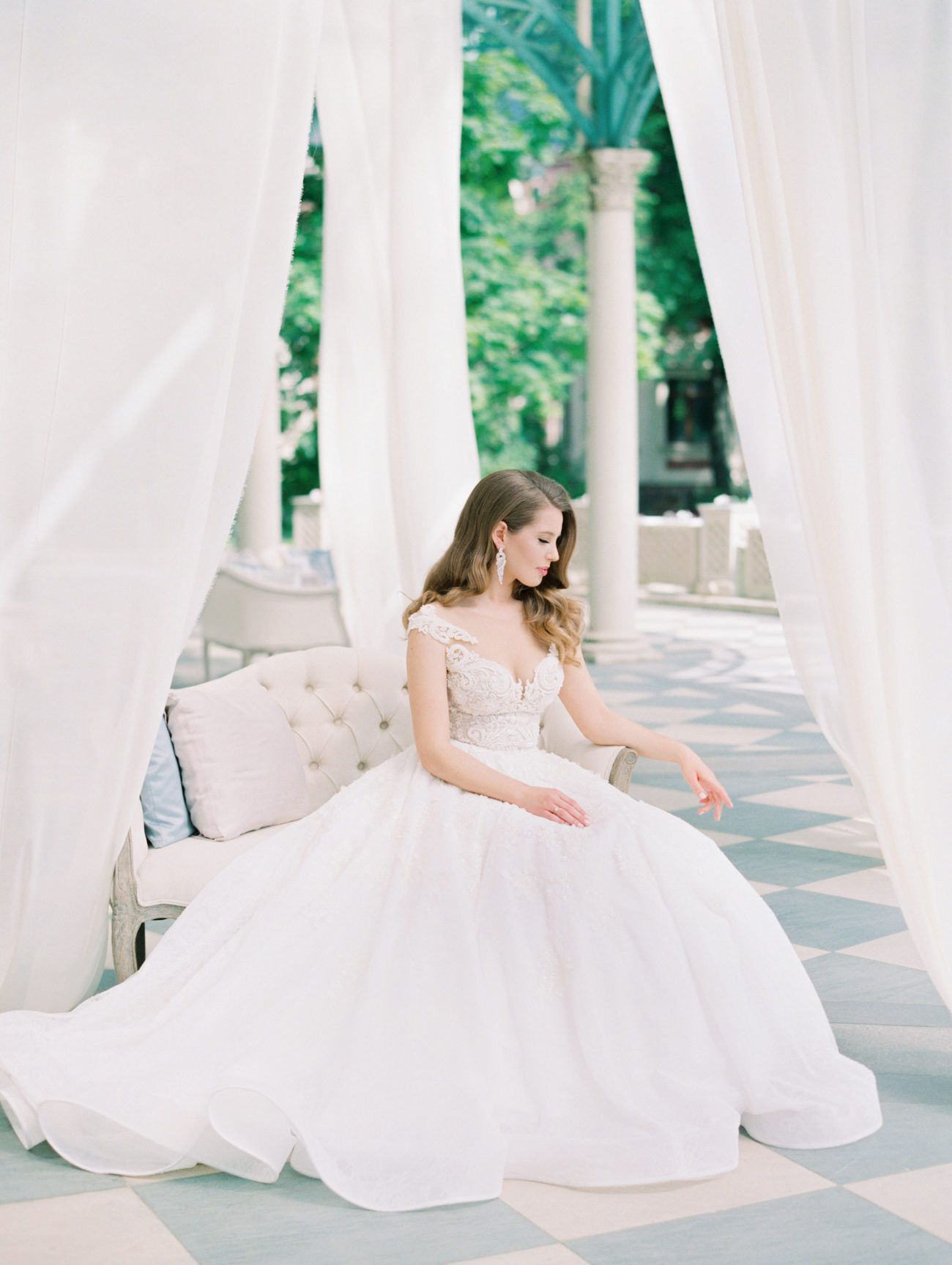Moscow wedding or inspiration shoot you tell us lovely dream