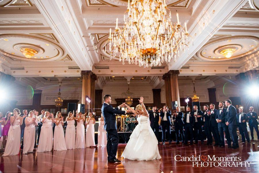Philly Wedding Philadelphia Wedding Loews Hotel Crystal Tea Room Wedding Photography Philly Weddings Philadelphia Wedding Wedding Photography