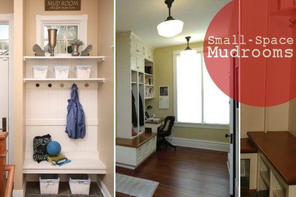 Small Space Mudrooms Small Mudroom Ideas Mudroom Small Spaces