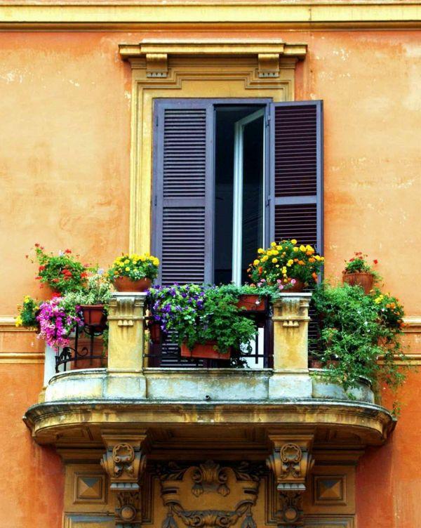Balkon Bepflanzen - Praktische Tipps Und Wichtige Hinweise - Http ... Balkonbepflanzung Ideen Tipps Blumen Bilder