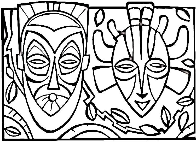E Space Art African Mask History Activities For Kids Africa Art African Art Projects African Art