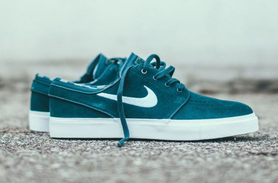 The Nike SB Stefan Janoski Gets Covered In Deep Jungle | Dr