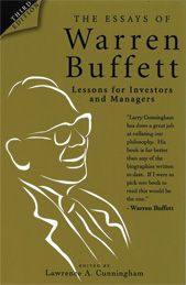The essays of warren buffet review experts opinions baseball