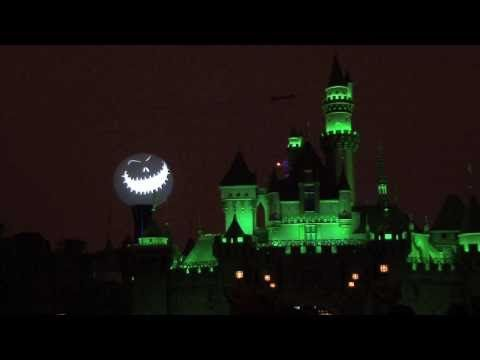 disney halloween screams fireworks hd best video and sound youtube