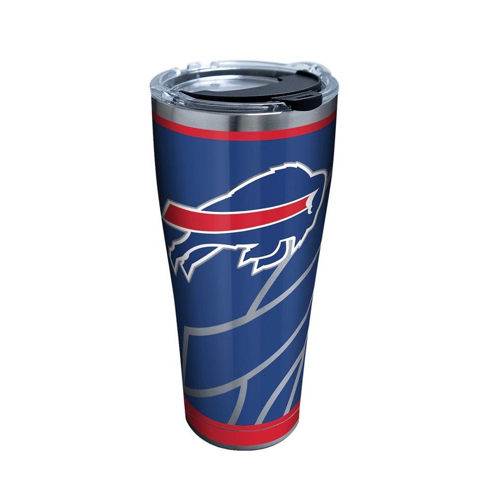 3bb9fc4c6b92b Tervis NFL Buffalo Bills Rush 30oz Stainless Steel Tumbler with lid ...