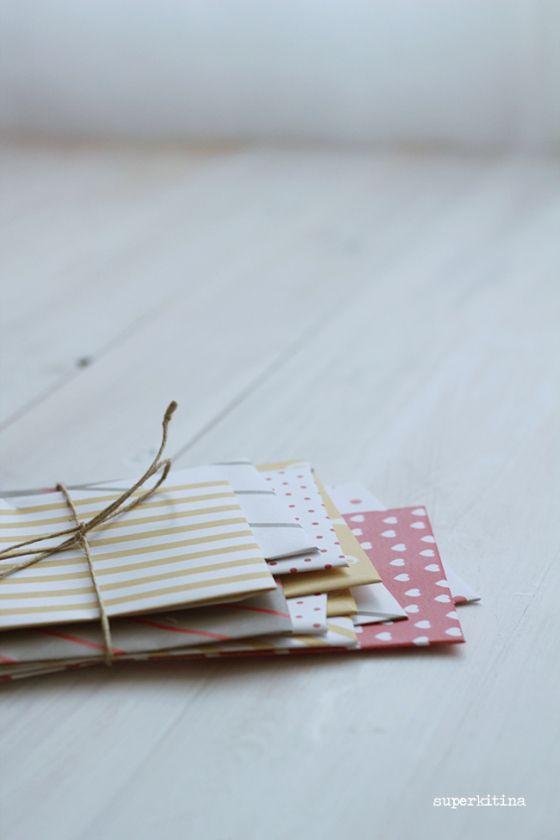 Superkitina Blog calendario de adviento postal