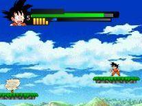 Juego de Goku Dragon Ballz