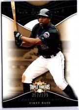 2009 TOPPS TRIPLE THREADS CARLOS DELGADO CARD #13 #' ED 357/525 in Sports Mem, Cards & Fan Shop, Cards, Baseball   eBay $0.01