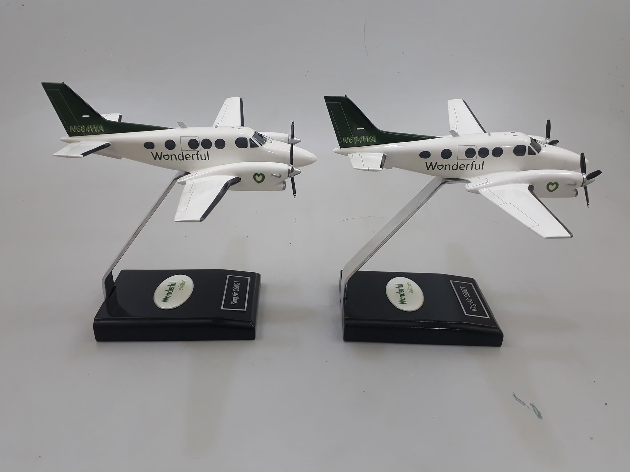 Custom Wood Aircraft Models By Modelworks Direct One Of The