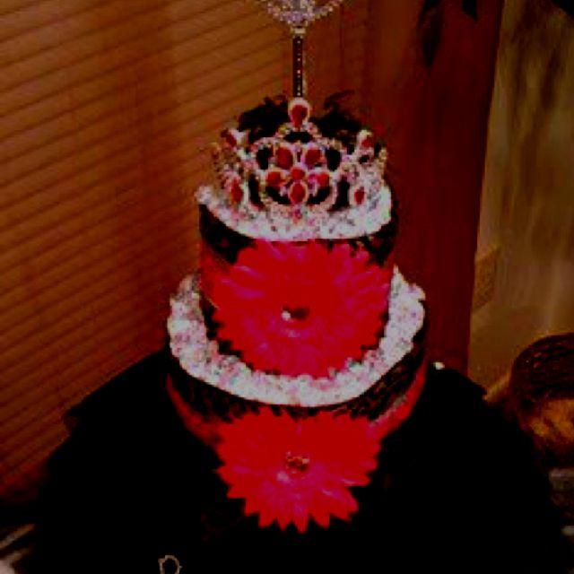 Bryn's first birthday cake Idea!!