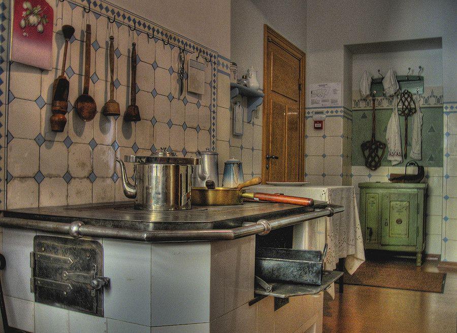 1920s Kitchen, Kitchen Decor