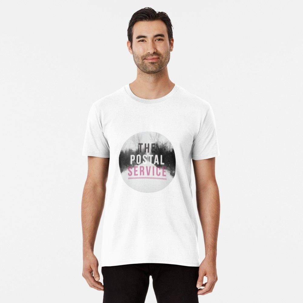 The Postal Service T Shirt Give Up Premium T Shirt T Shirt