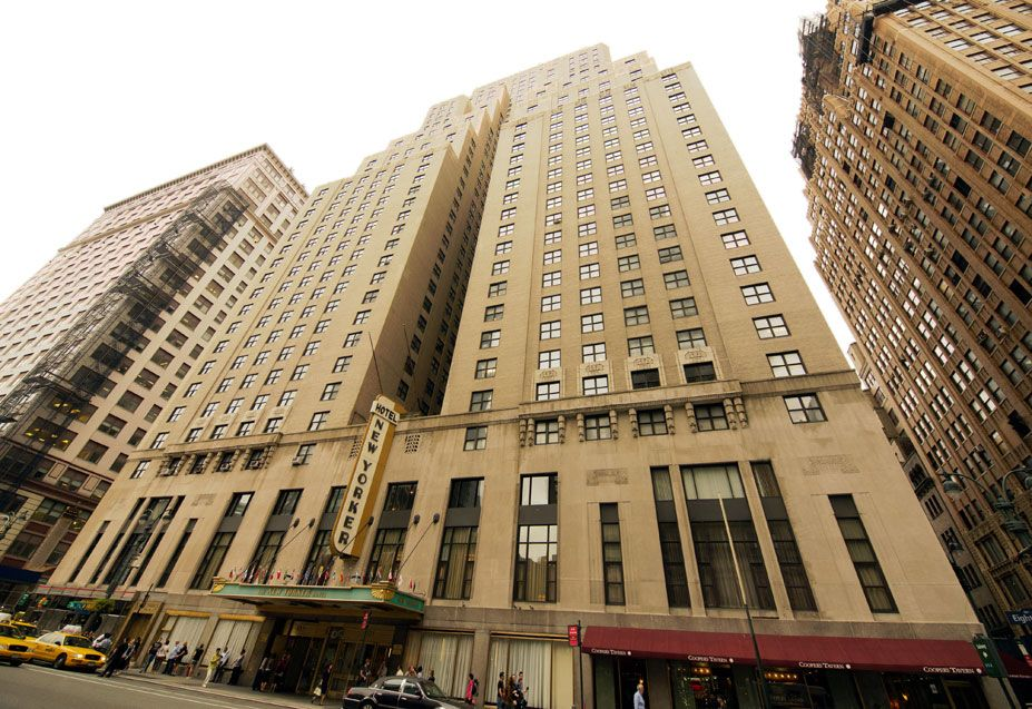 Our Newest New York City Hotel The Wyndham New Yorker Ny Hotel Wyndham Resorts City Hotel
