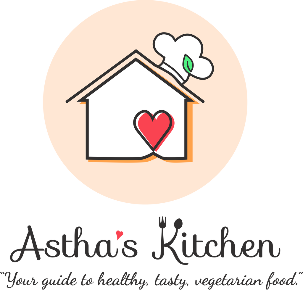 Astha's Kitchen Logo