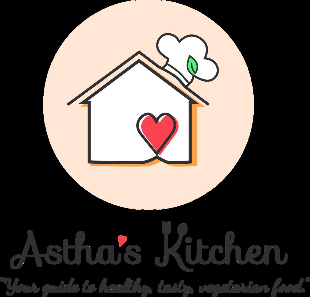 Astha S Kitchen Logo Desain Logo Ilustrasi Bisnis Desain Logo Bisnis
