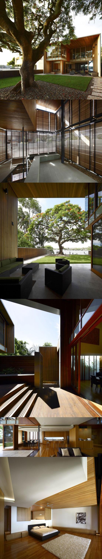 Contemporary house design from australia