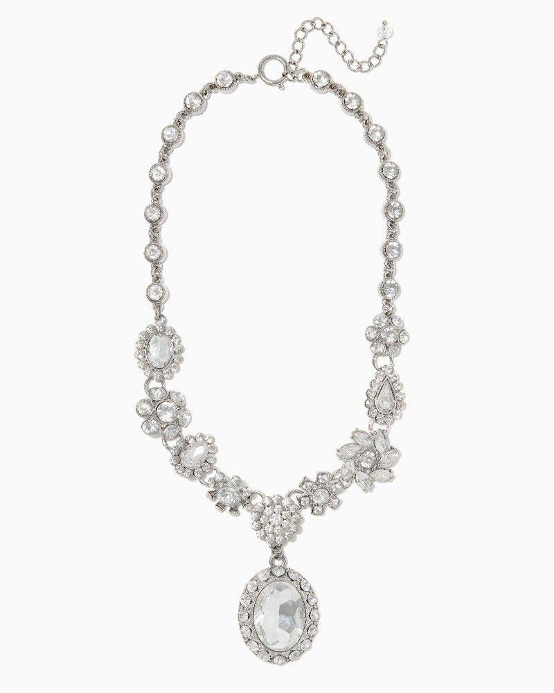 charming charlie Bridal Shine Necklace UPC 450900533274