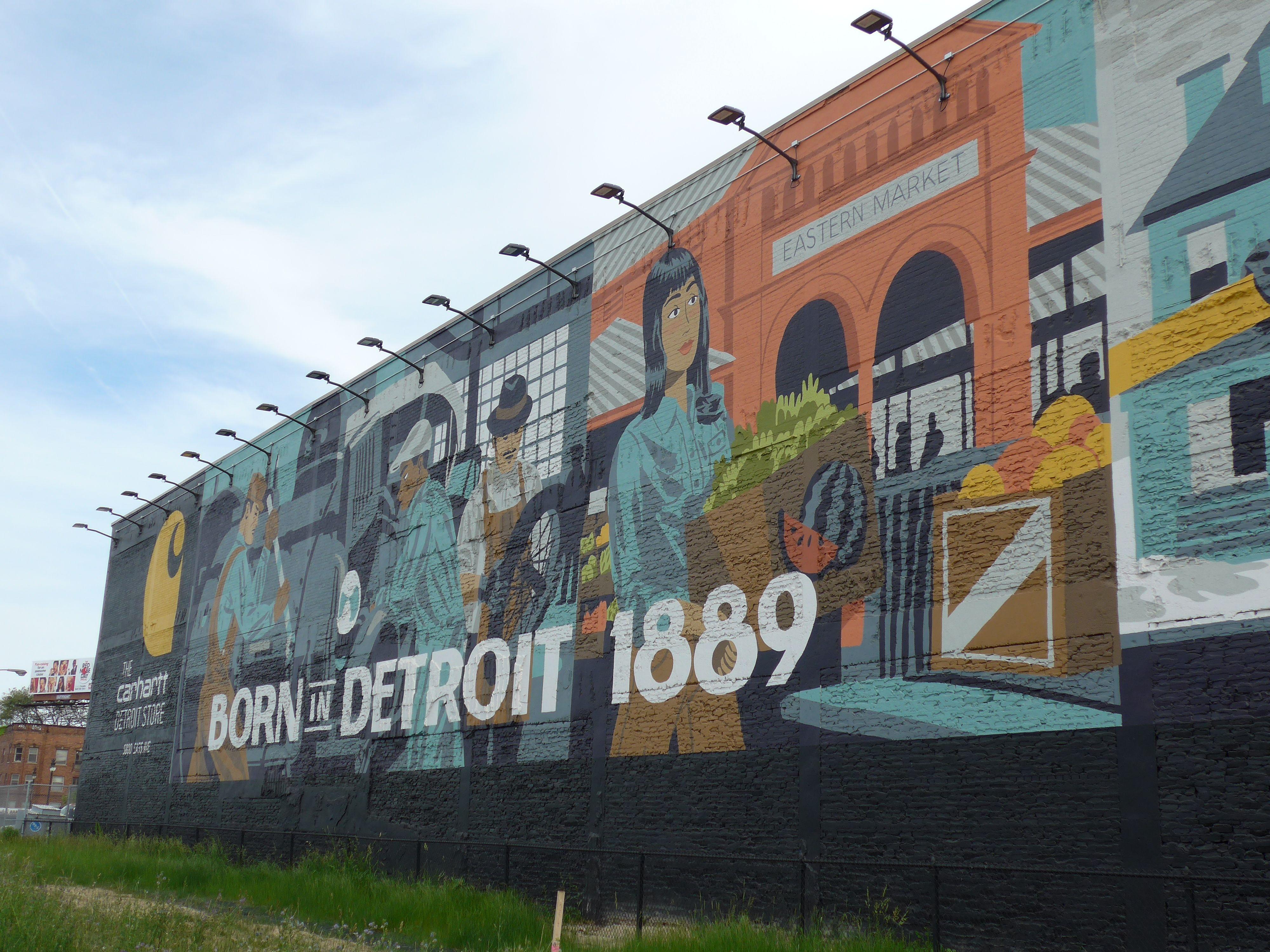 Carhartt Flagship Store | Detroit