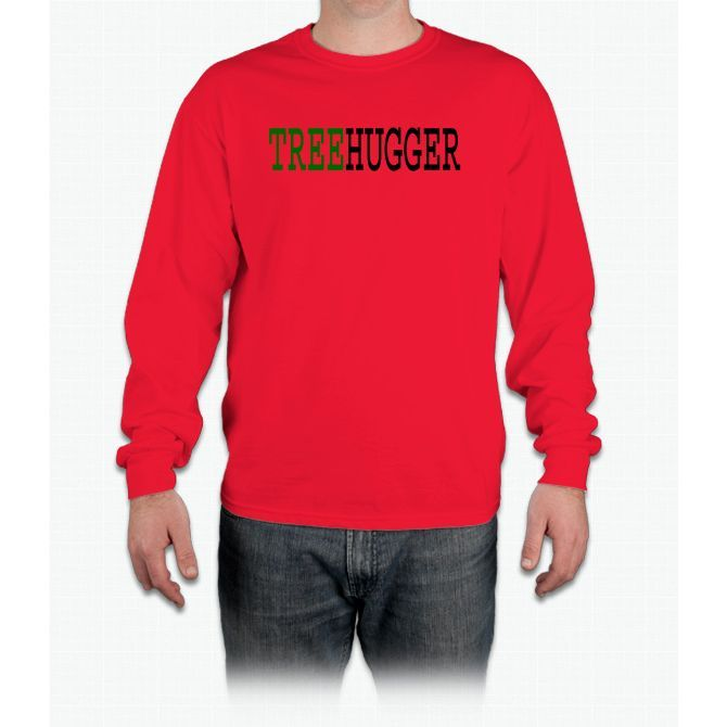 Treehugger Pro Environment Long Sleeve T-Shirt