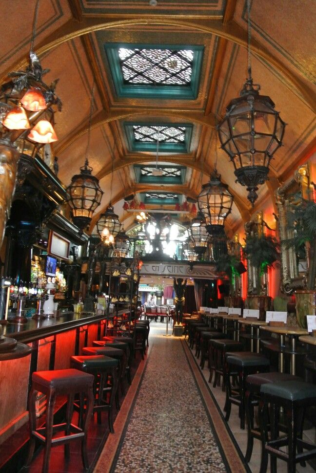 Cafe en seine ; Dublin , Republic of Ireland