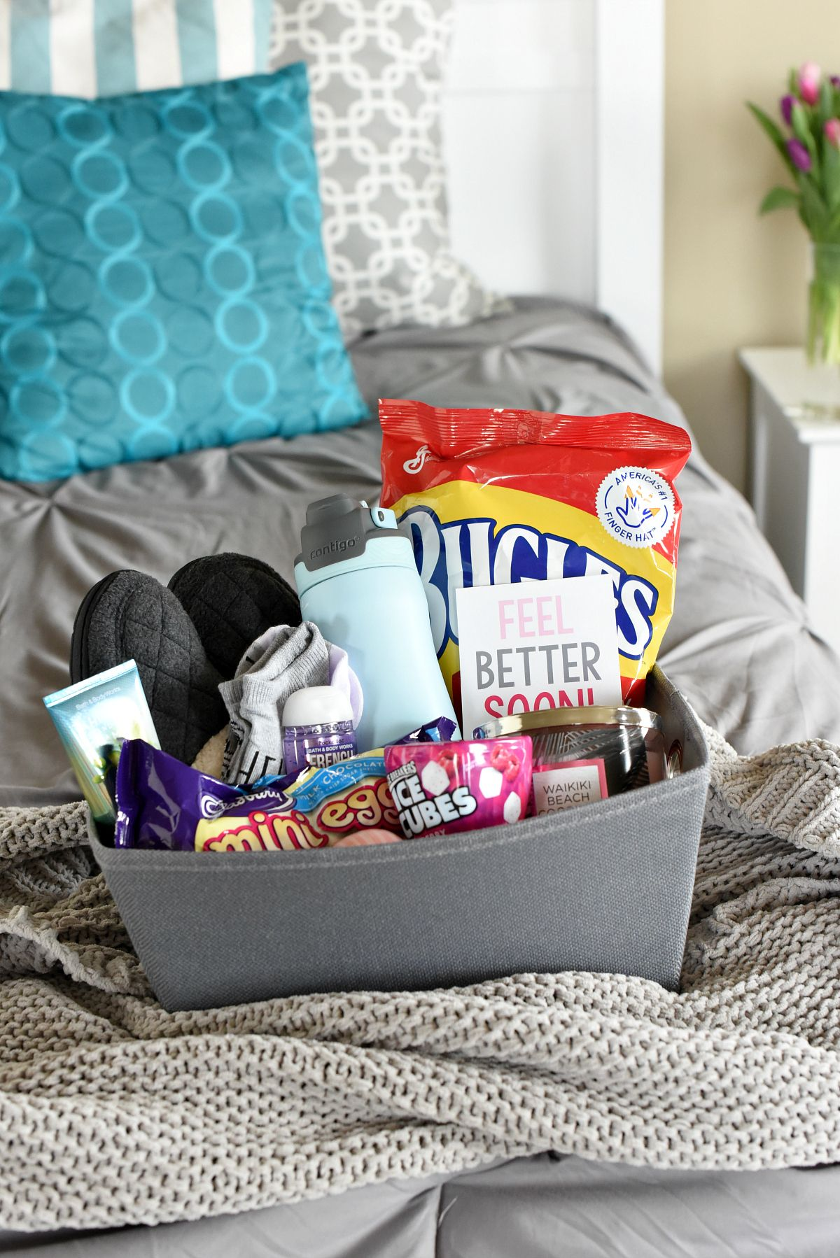 Get Well Soon Gift Ideas Gift Baskets Get Well Soon