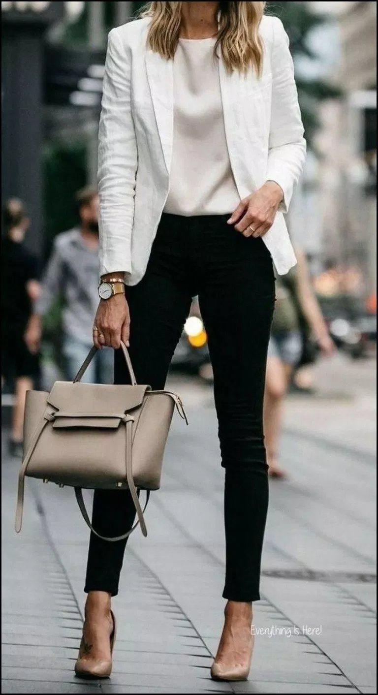 56+ Most Comfortable Office Outfits For Carrier Women « letterformat site officeoutfits fashion outfits outfitsoffice is part of Classy business outfits -