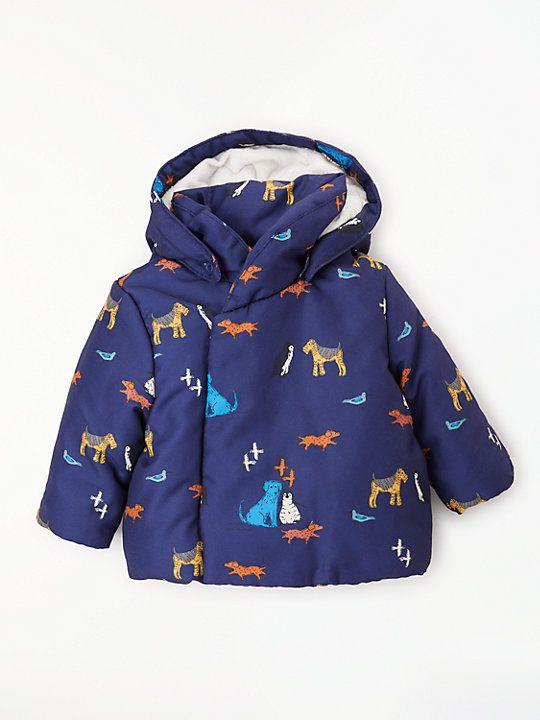 72cb5c1ed1d1 John Lewis   Partners Baby Isle of Dogs Hooded Jacket