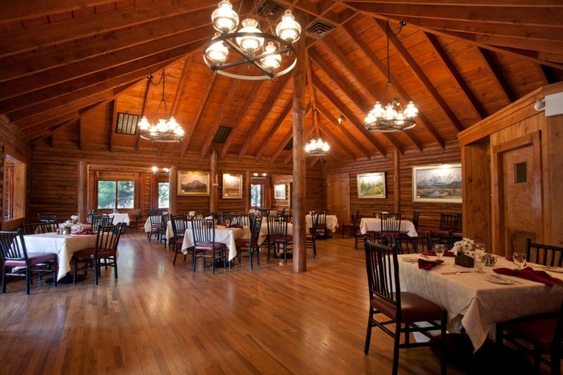 Jenny Lake Lodge, a wedding venue in Jackson Hole, Wyoming