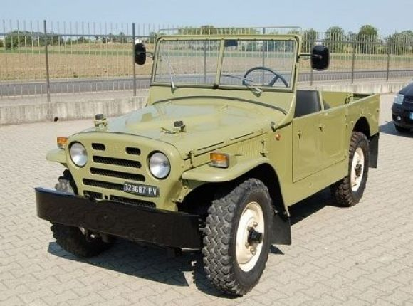 1000  images about Fiat 4x4 on Pinterest