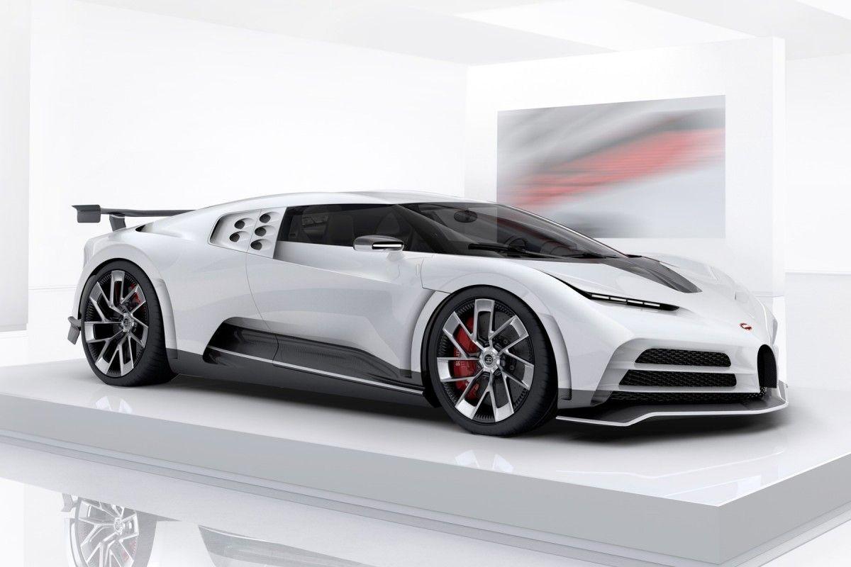Photo of Bugatti Centodieci (2019) : hommage très musclé !