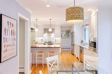 Center Hall Colonial Redo First Floor Traditional Kitchen New York Corinthian Builders Center Hall Colonial Kitchen New York Apartment Inspiration