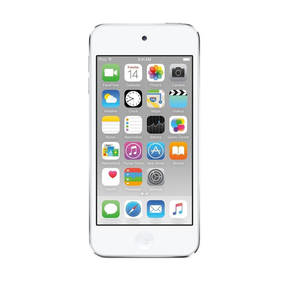 Apple iPod Touch (6th Generation) 16GB Silver Products